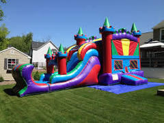 combos/bounce houses