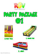 RGV Party Package 1