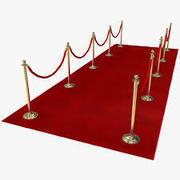 Red Carpet w/Stands