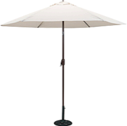 market umbrella ( with base