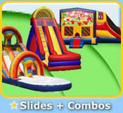 Combo-Bounce-Houses-Rentals
