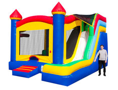 7in1-BOUNCE-HOUSES  sc 1 th 180 & Kidz Jump Inc | Inflatable Bounce House Party Rentals | ILLINOIS
