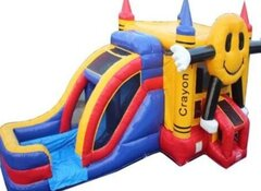 58-B-Happy-Face-Bounce-House-3in1