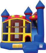 30-Backyard-Castle/Bounce/Slide