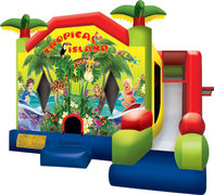 78-Tropical-Bounce-House-7in1