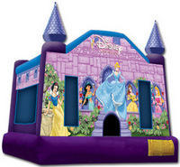 5 Alarm Party Rentals Disney Princess Castle