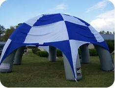 26' Inflatable Tent
