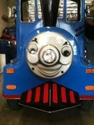 Trackless Train (electric w/face)