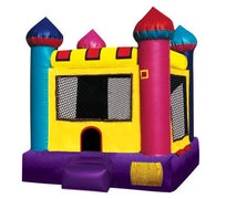 <b>Castle Jumper (MINI & SHORT) 8x8x8</b><br><small>Made in 2016. Best For Ages 1-5</b></font>