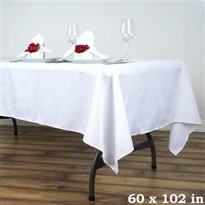Table Cloth White