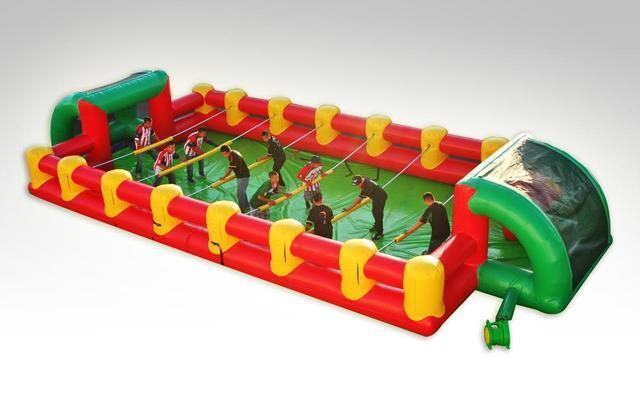 Human Foosball Interactive Game