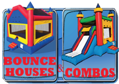 Combos and Bounce Houses