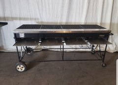 Commercial Charcoal Grill