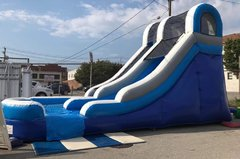 15 Foot Climb And Slide