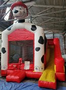 Dalmatian Bounce Climb And Slide Combo