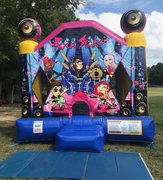 Snare Band Rock Stars Bounce House
