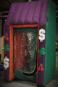 Money Machine (Purple and Green)