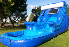 18 Ft Wave Waterslide