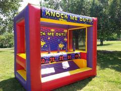 Carnival Knock me out Game