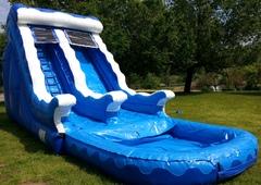 22 Ft Tsunami Waterslide