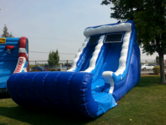22 Ft Tsunami Dry Slide