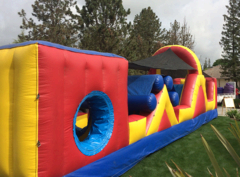 40 Ft Kids Obstacle Course (R)