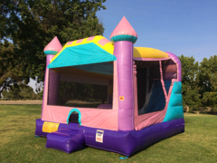 Princess Sparkle Combo Waterslide