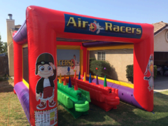 Air Racers Carnival Game