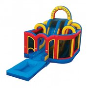 Dash N Splash Obstacle Course