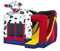Dalmation Bounce House Rental River Oaks