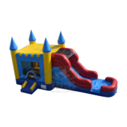 Castle Slide Combo Wet