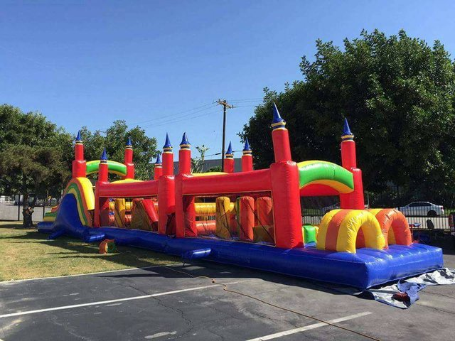 60ft. Obstacle Course