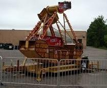 Pirates Revenge Amusement Ride