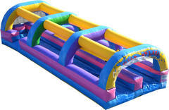 Double Lane Wildsplash Slip n Slide