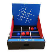 Tic Tac Toe #2 carnival Game