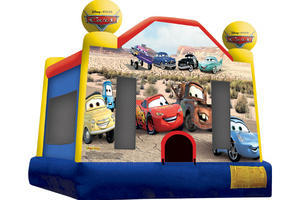 Disney's Cars Bounce House