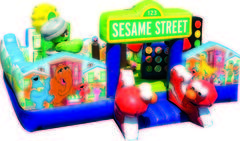 Sesame Street Learning Town