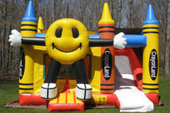 Smiley Crayon Slide Combo