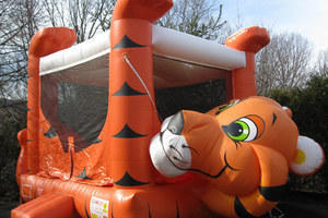 Tiger Bounce House