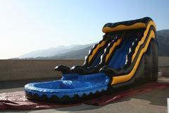 18ft Who Dat Water Slide