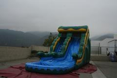 18ft Wildcat Water Slide