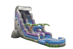 22' Boulder Crush Water Slide