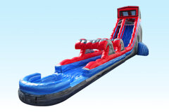 22' Wave Runner with Slip N Slide