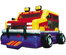 Monster Wheels Bouncer