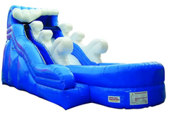 16ft Rip Tide Water Slide