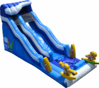 21' SURF'S UP SLIDE