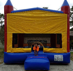 Big Castle Bounce House