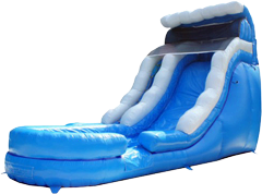 18ft Wave Runner Water Slide