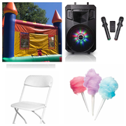 Cotton Candy Party Package