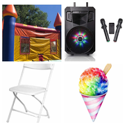 Snow Cone Party Package